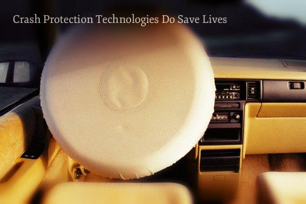 Crash Protection Technologies Do Save Lives